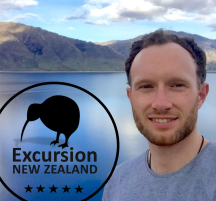 Excursion New Zealand Colin Mairs